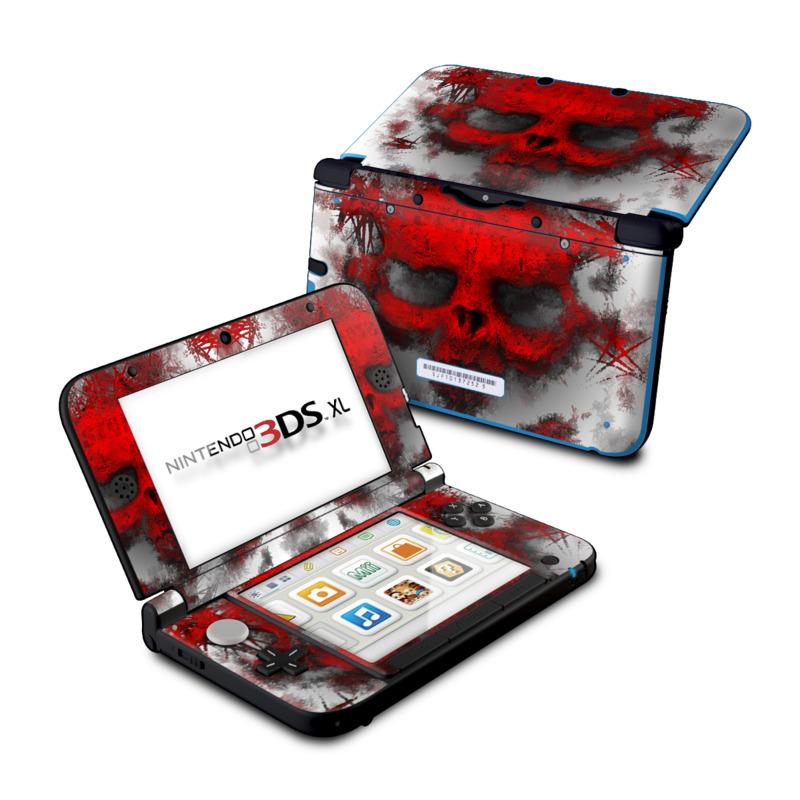 War Light Nintendo 3DS XL (Original) Skin