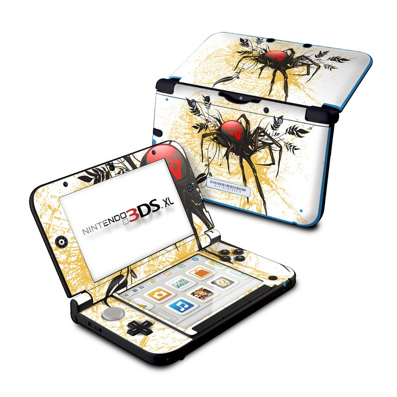 Widow Nintendo 3DS XL (Original) Skin