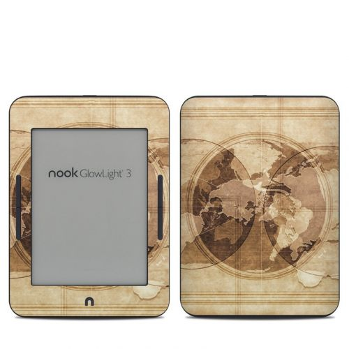 Quest Barnes & Noble NOOK GlowLight 3 Skin