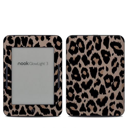 Untamed Barnes & Noble NOOK GlowLight 3 Skin