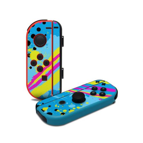 Acid Nintendo Switch Joy-Con Controller Skin