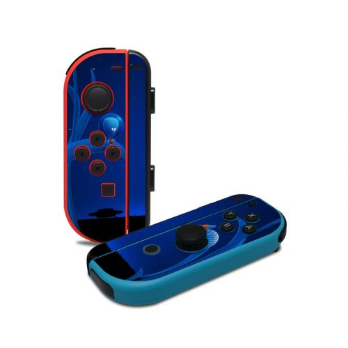 Alien and Chameleon Nintendo Switch Joy-Con Controller Skin
