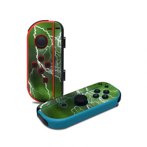 Apocalypse Green Nintendo Switch Joy-Con Controller Skin