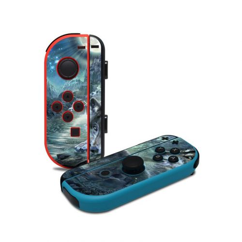Bark At The Moon Nintendo Switch Joy-Con Controller Skin