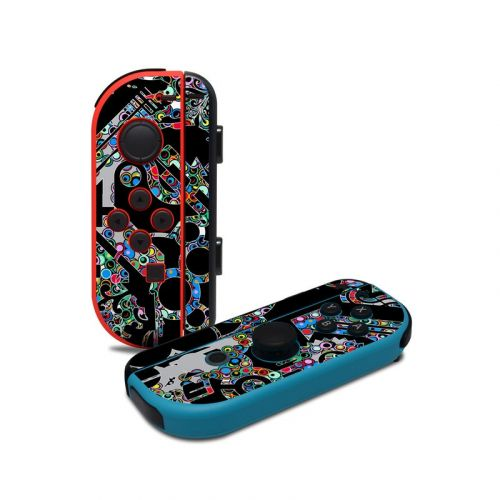 Circle Madness Nintendo Switch Joy-Con Controller Skin