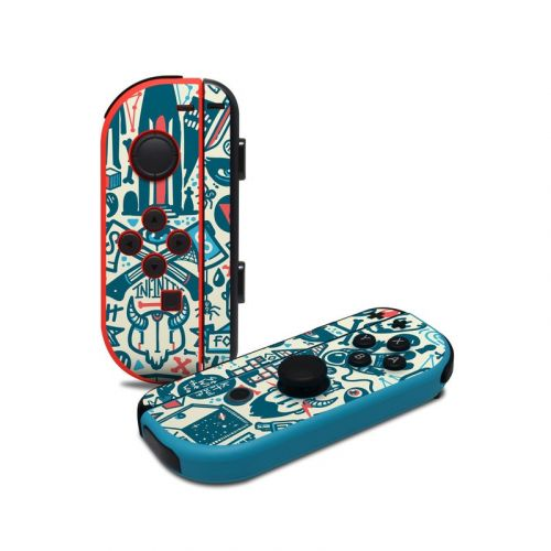 Committee Nintendo Switch Joy-Con Controller Skin