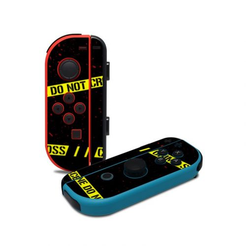 Crime Scene Nintendo Switch Joy-Con Controller Skin