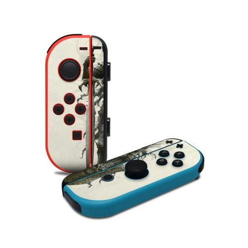 Dark Knight Nintendo Switch Joy-Con Controller Skin