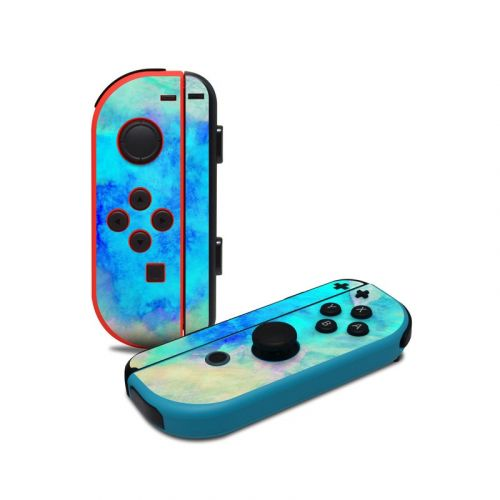 Electrify Ice Blue Nintendo Switch Joy-Con Controller Skin