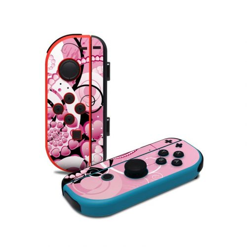 Her Abstraction Nintendo Switch Joy-Con Controller Skin