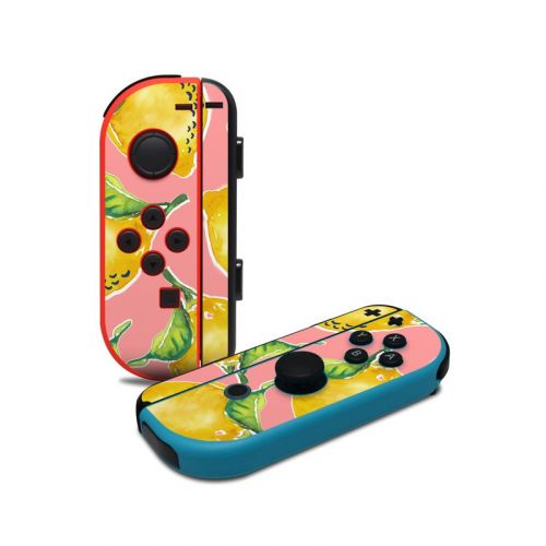 Lemon Nintendo Switch Joy-Con Controller Skin