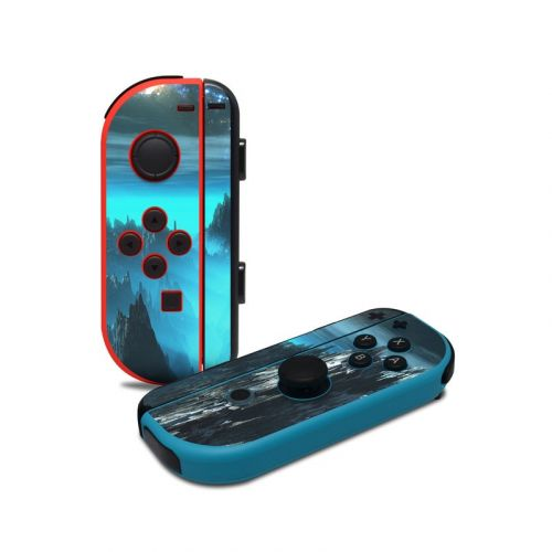 Path To The Stars Nintendo Switch Joy-Con Controller Skin