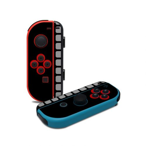 Retro Horizontal Nintendo Switch Joy-Con Controller Skin