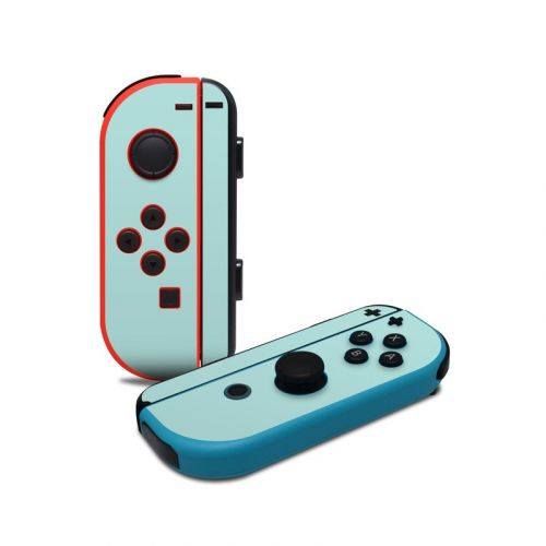Solid State Mint Nintendo Switch Joy-Con Controller Skin