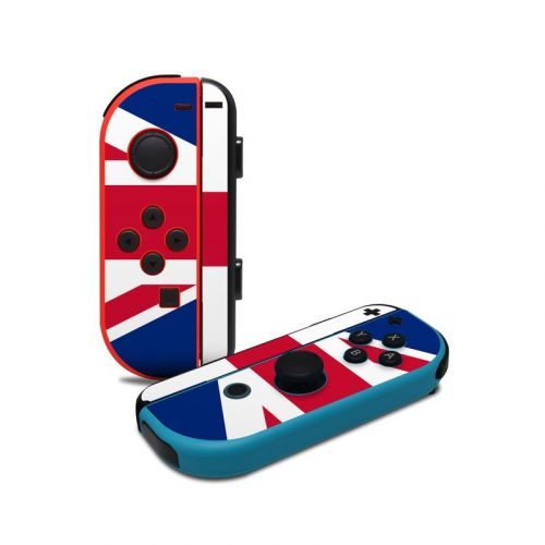 Union Jack Nintendo Switch Joy-Con Controller Skin
