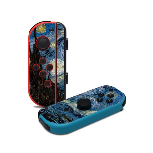 Starry Night Nintendo Switch Joy-Con Controller Skin