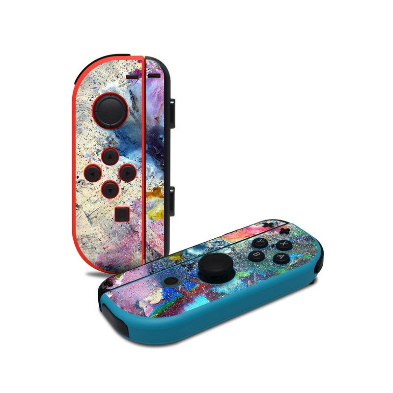Cosmic Flower Nintendo Switch Joy-Con Controller Skin