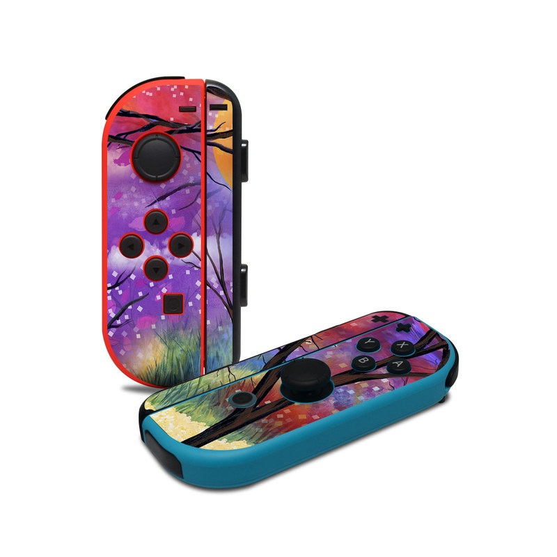 Moon Meadow Nintendo Switch Joy-Con Controller Skin