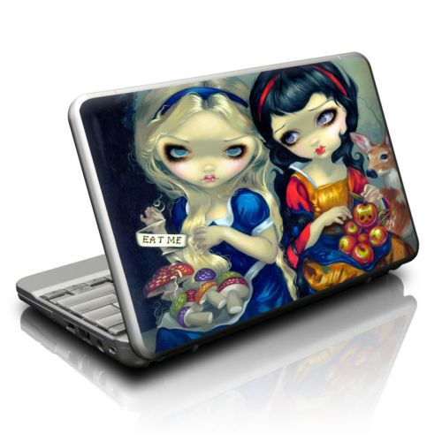 Alice & Snow White Netbook Skin