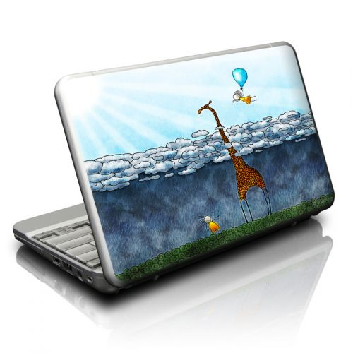 Above The Clouds Netbook Skin