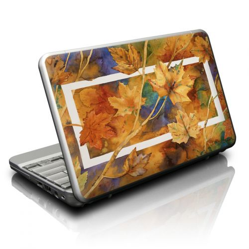 Autumn Days Netbook Skin