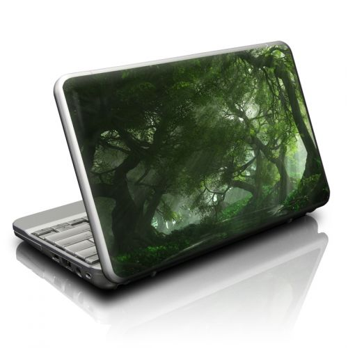 Canopy Creek Spring Netbook Skin