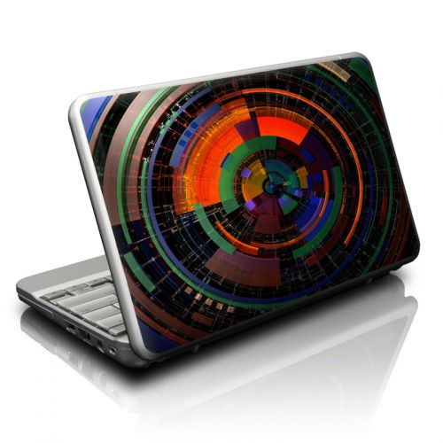 Color Wheel Netbook Skin