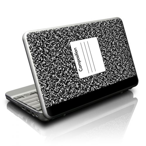 Composition Notebook Netbook Skin