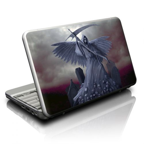 Death on Hold Netbook Skin
