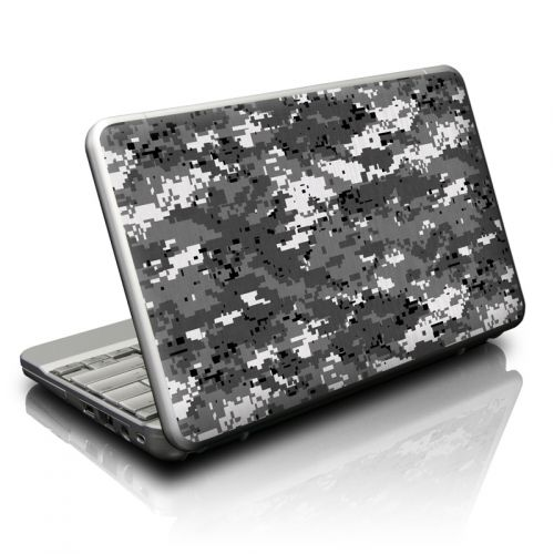 Digital Urban Camo Netbook Skin