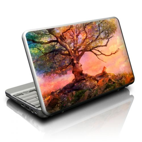 Fox Sunset Netbook Skin