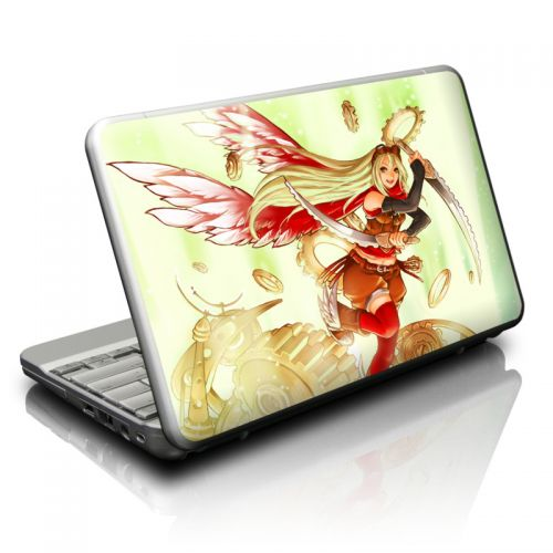Gear Thief Netbook Skin