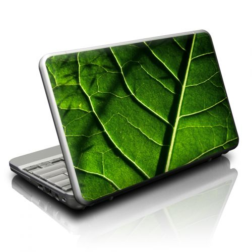 Green Leaf Netbook Skin