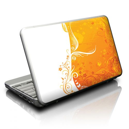 Orange Crush Netbook Skin