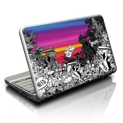 Robo Fight Netbook Skin