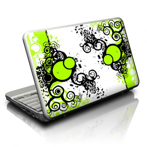 Simply Green Netbook Skin