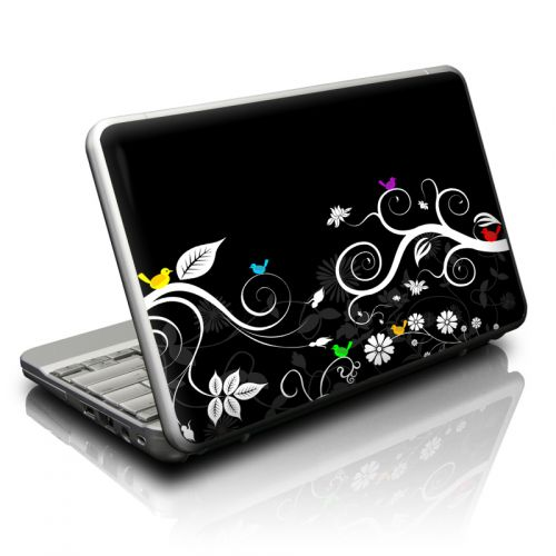 Tweet Dark Netbook Skin