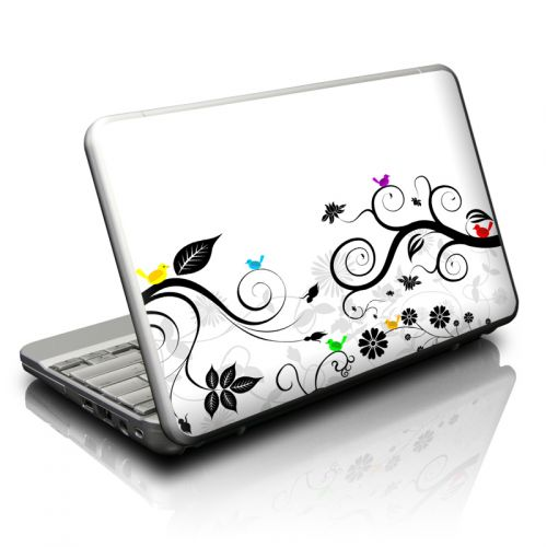 Tweet Light Netbook Skin
