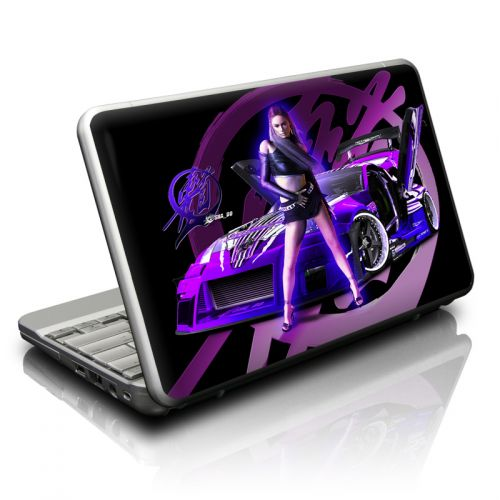 Z33 Purple Netbook Skin