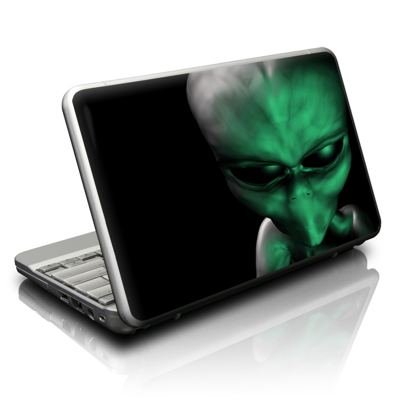 Abduction Netbook Skin