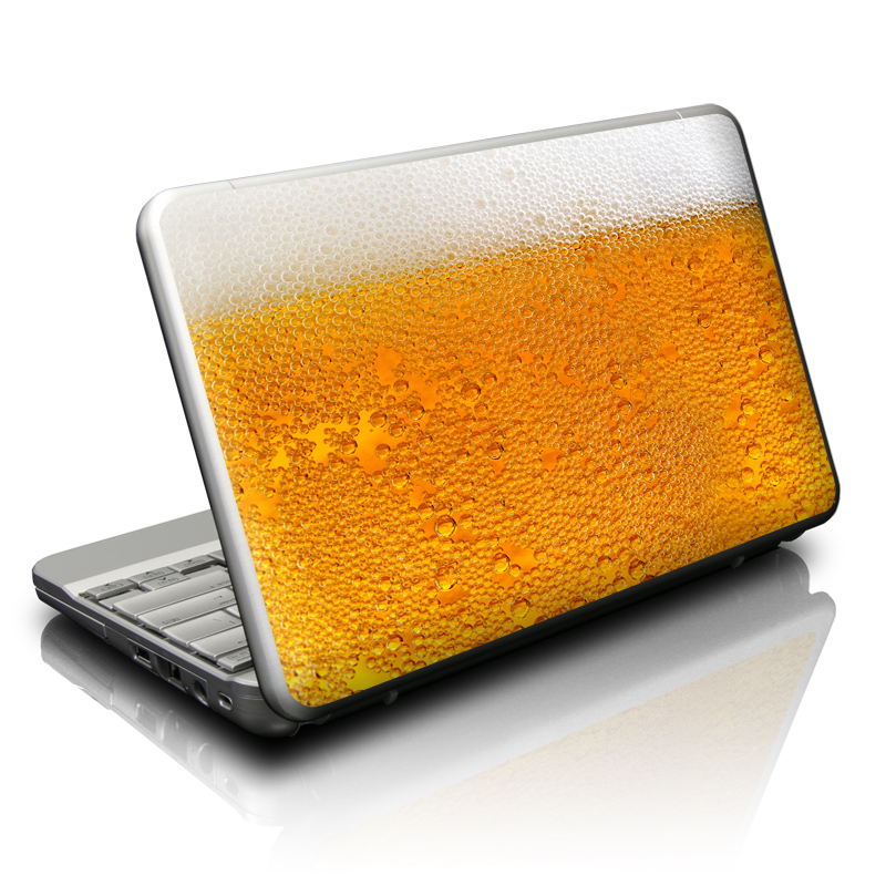 Beer Bubbles Netbook Skin