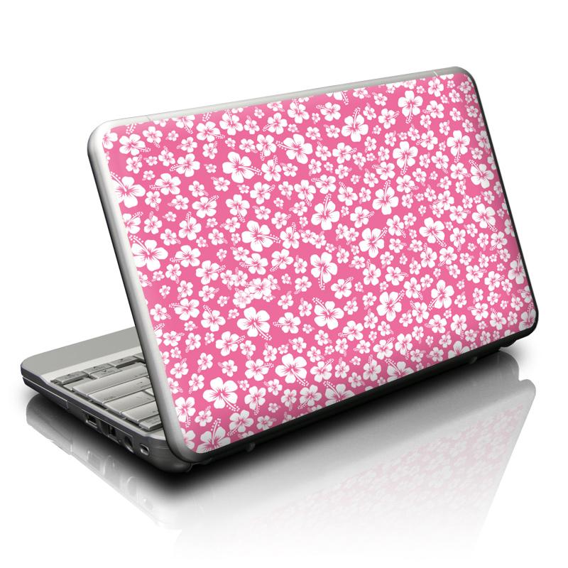 Aloha Pink Netbook Skin