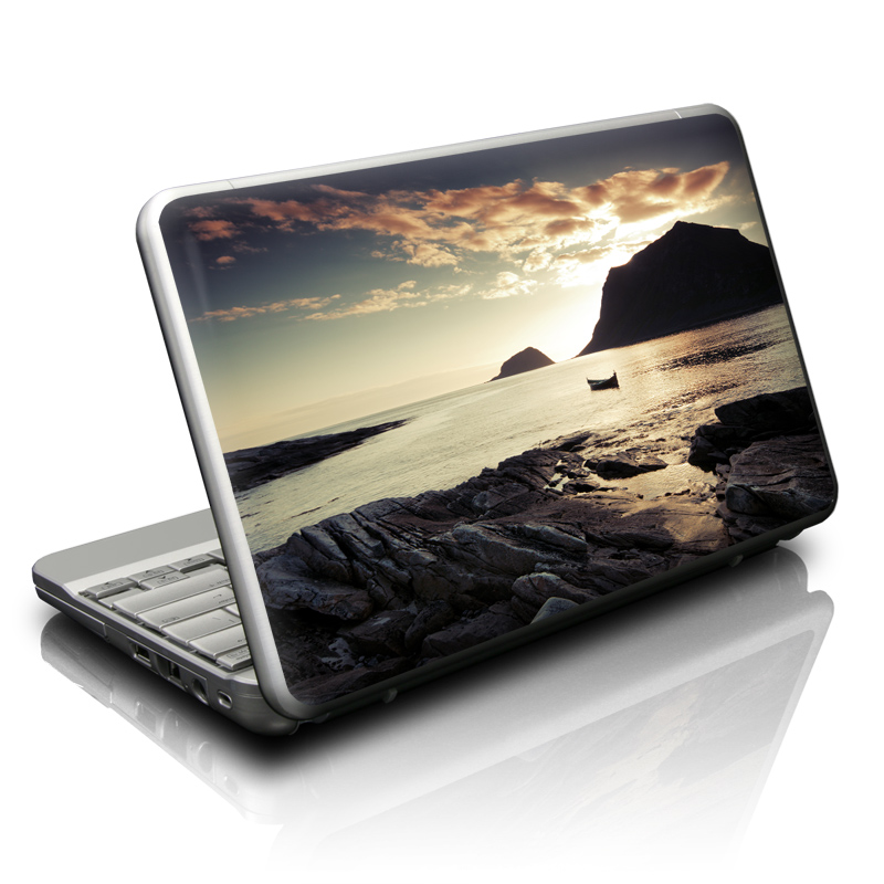 Anchored Netbook Skin
