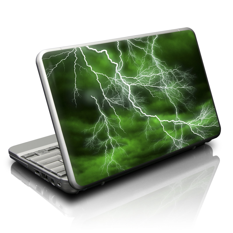 Apocalypse Green Netbook Skin