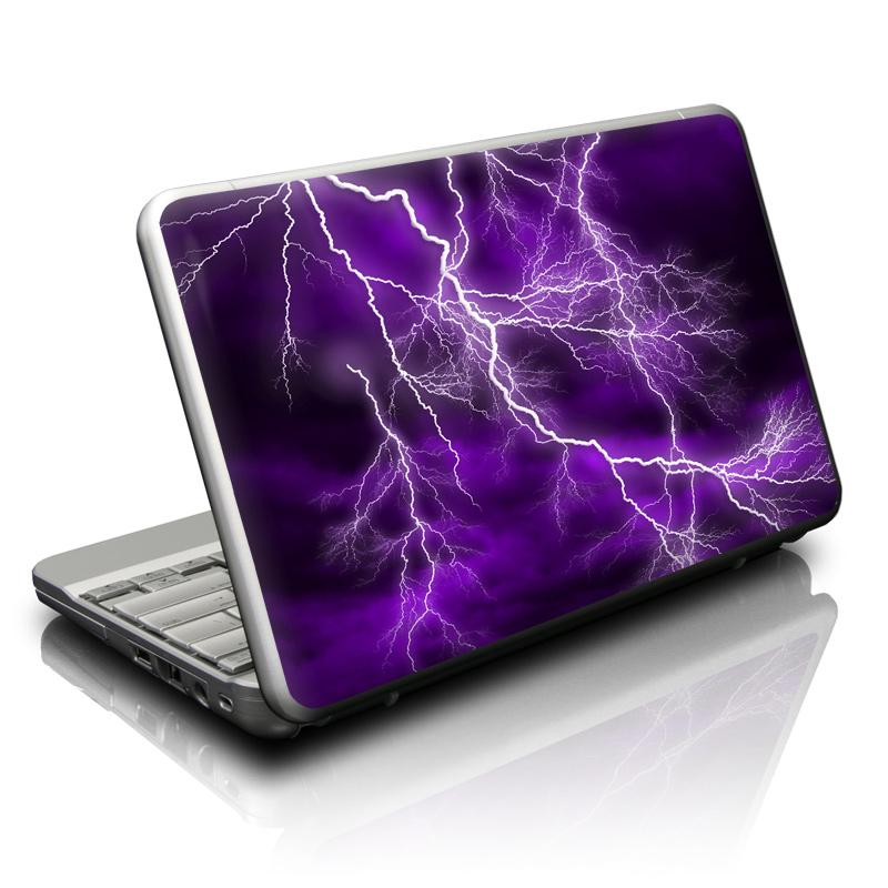 Apocalypse Violet Netbook Skin