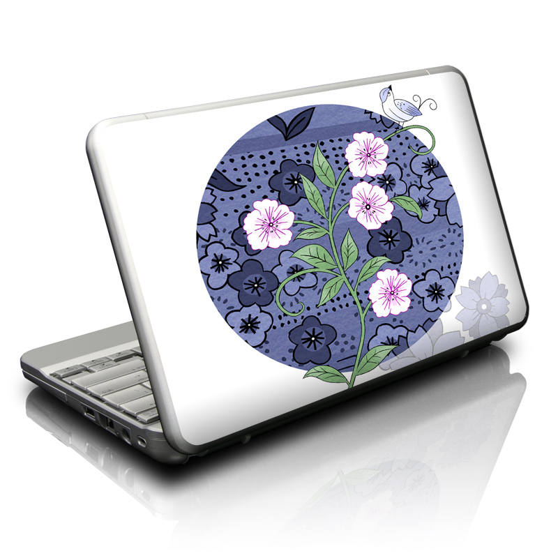 Around My Bird Netbook Skin