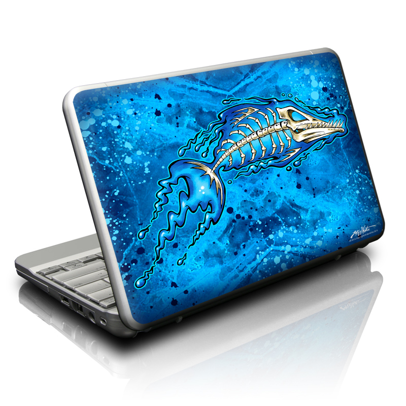 Barracuda Bones Netbook Skin