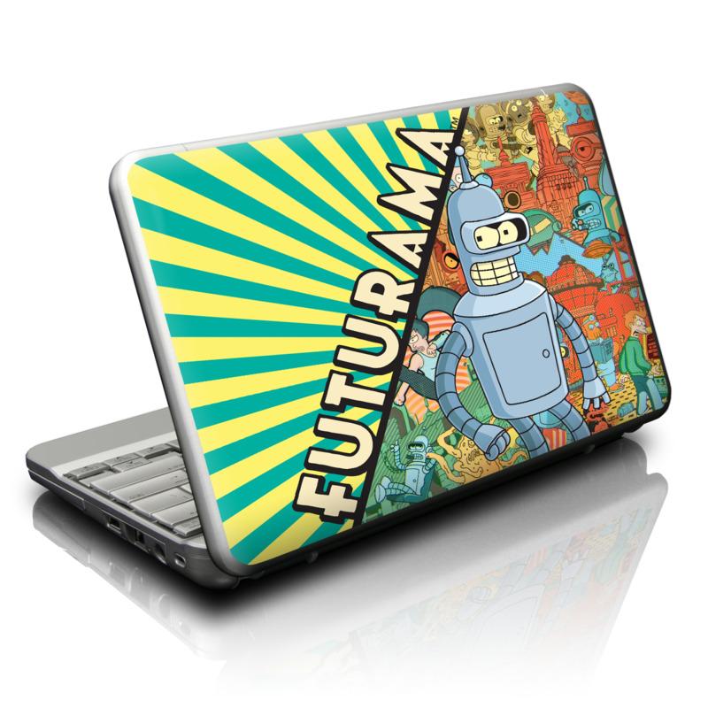 Bender Netbook Skin