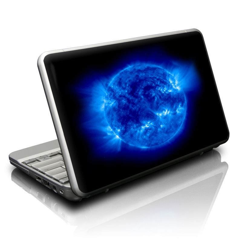 Blue Giant Netbook Skin
