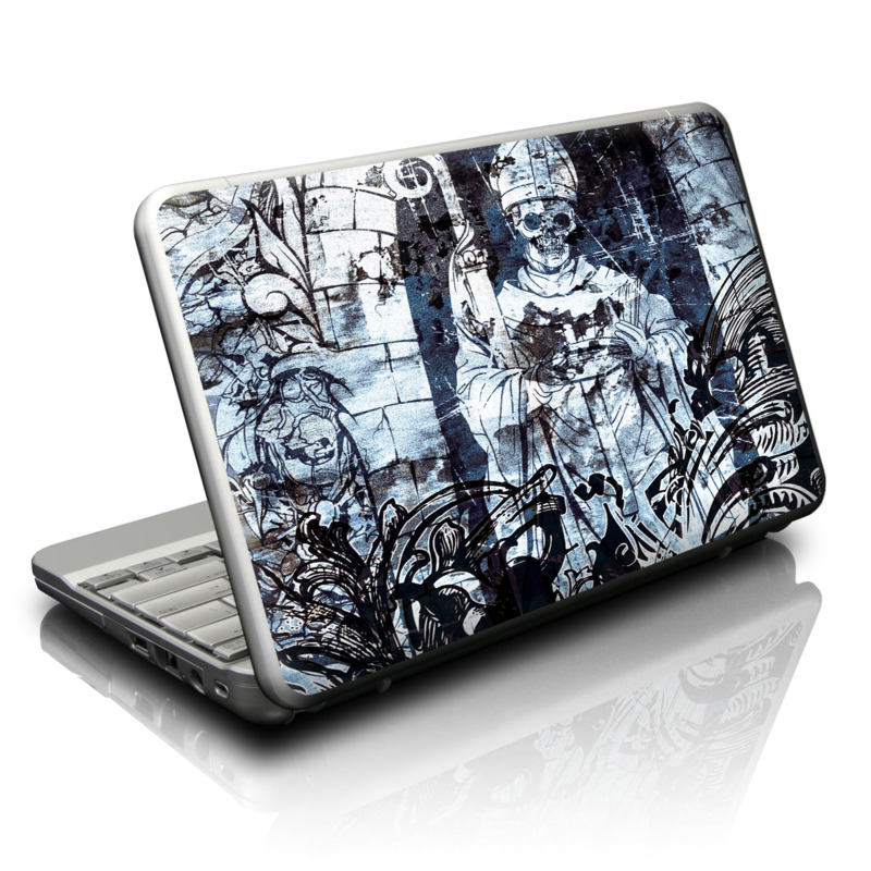 Black Mass Netbook Skin